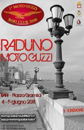 Raduno Moto Guzzi