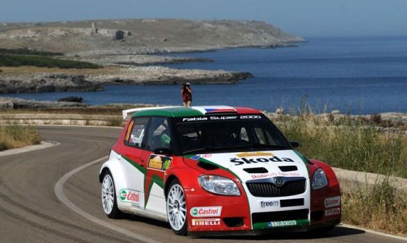 Il programma del Rally del Salento 2014