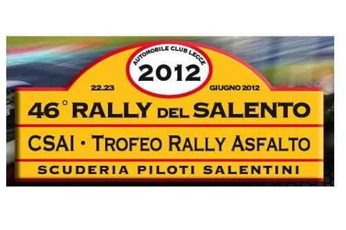 La quarantaseiesima edizione del Rally del Salento