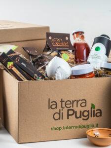 Il pacco dalla Puglia: i migliori sapori del Sud a casa tua