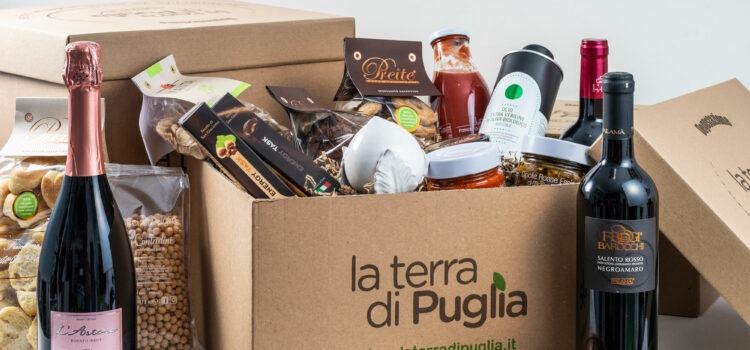 """Un buon """"pacco dalla Puglia"""": i migliori sapori del Sud a casa tua"""