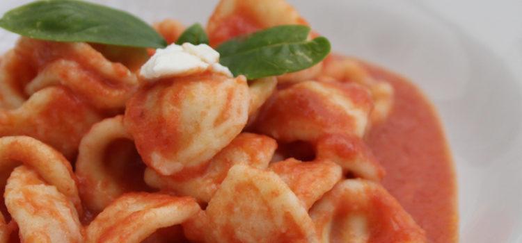 Come condire la pasta fresca tipica pugliese