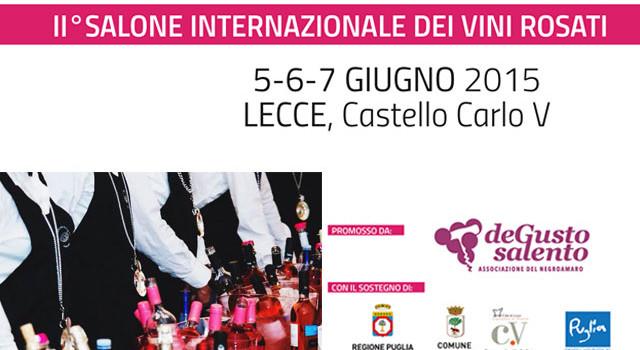 La seconda edizione di Roséxpo a Lecce