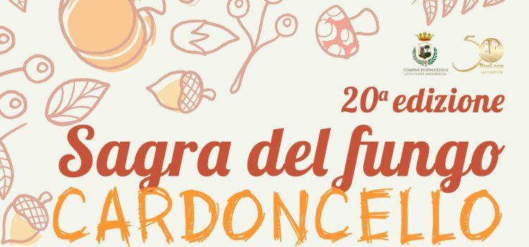 La sagra del fungo cardoncello e del vino novello a Gravina in Puglia