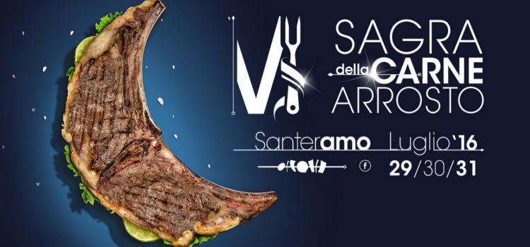La quarta edizione della Sagra della carne arrosto
