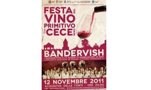 Sagre e Feste: Festa del vino primitivo e del cece nero