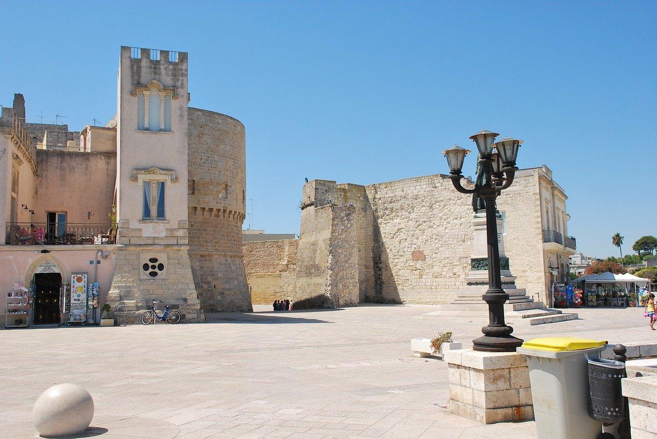 cosa vedere ad otranto il castello Aragonese – Laterradipuglia.it