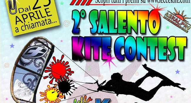 La seconda edizione del Salento Kite Contest