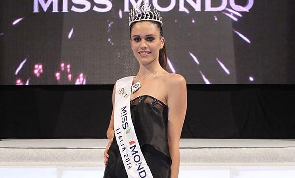 La salentina Silvia Cataldi porta l'Italia a Miss Mondo