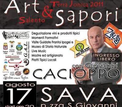 Salento sagre, art e sapori a Taranto