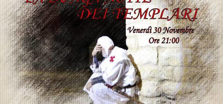 A Sannicandro di Bari l'evento la lunga notte dei Templari