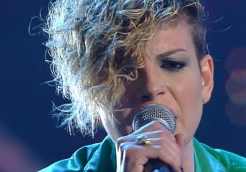 Emma Marrone ravviva il Sanremo 2012 big
