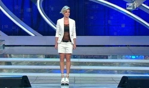 Sanremo 2012 big: Emma Marrone è ancora in gara