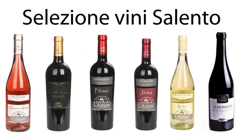Vini biologici dal Salento