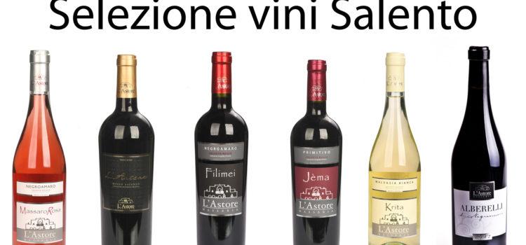 I 5 migliori vini pugliesi