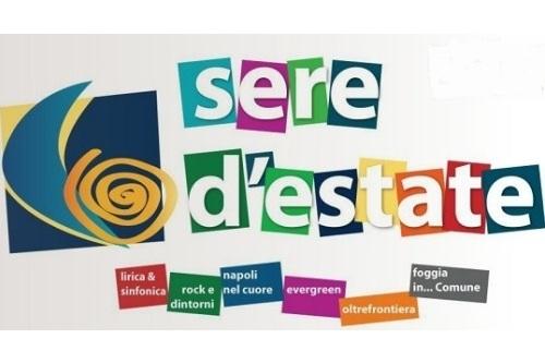"""A Foggia """"Sere d'estate 2012"""""""
