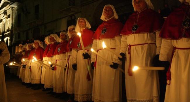 La Puglia e i riti della Settimana Santa