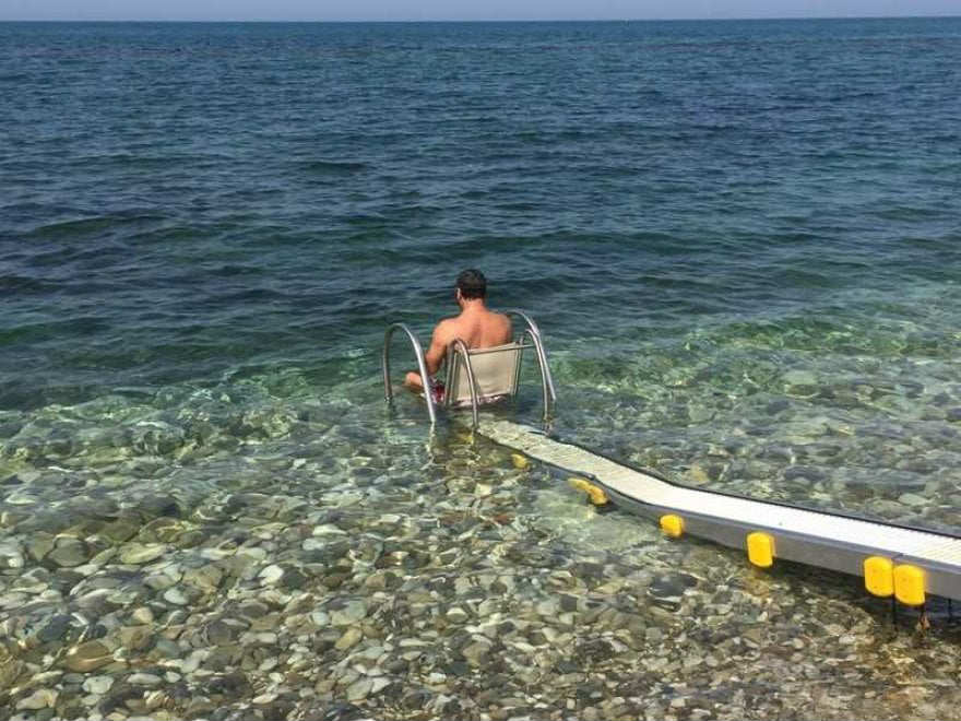 spiagge per disabili in puglia – LaTerradiPuglia.it
