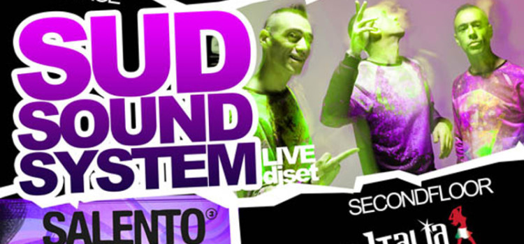 I Sud Sound System per l'Halloween Party 2014