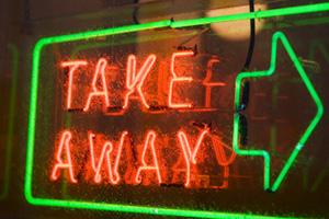 Il take-away ora anche nel Salento