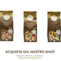 taralli pugliesi shop online La Terra di Puglia