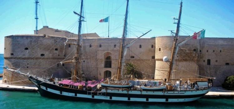 Una visita alla splendida città di Taranto