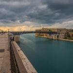 Il ponte girevole