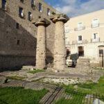 Il tempio di Poseidone di Taranto