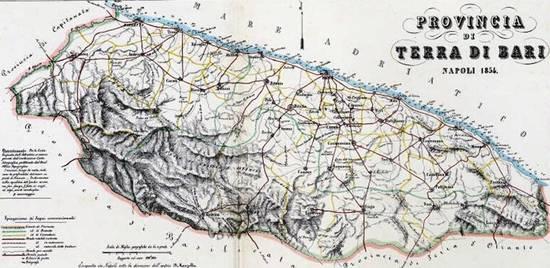 La terra di Bari