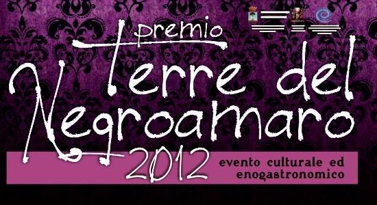 Il Premio Terre del Negroamaro 2012