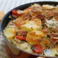 tiella alla barese - La Terra Di Puglia