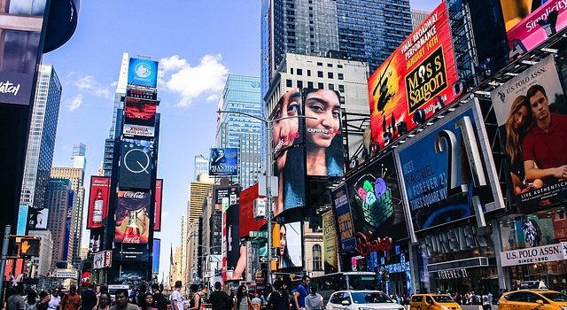 La Puglia arriva in Times Square a New York