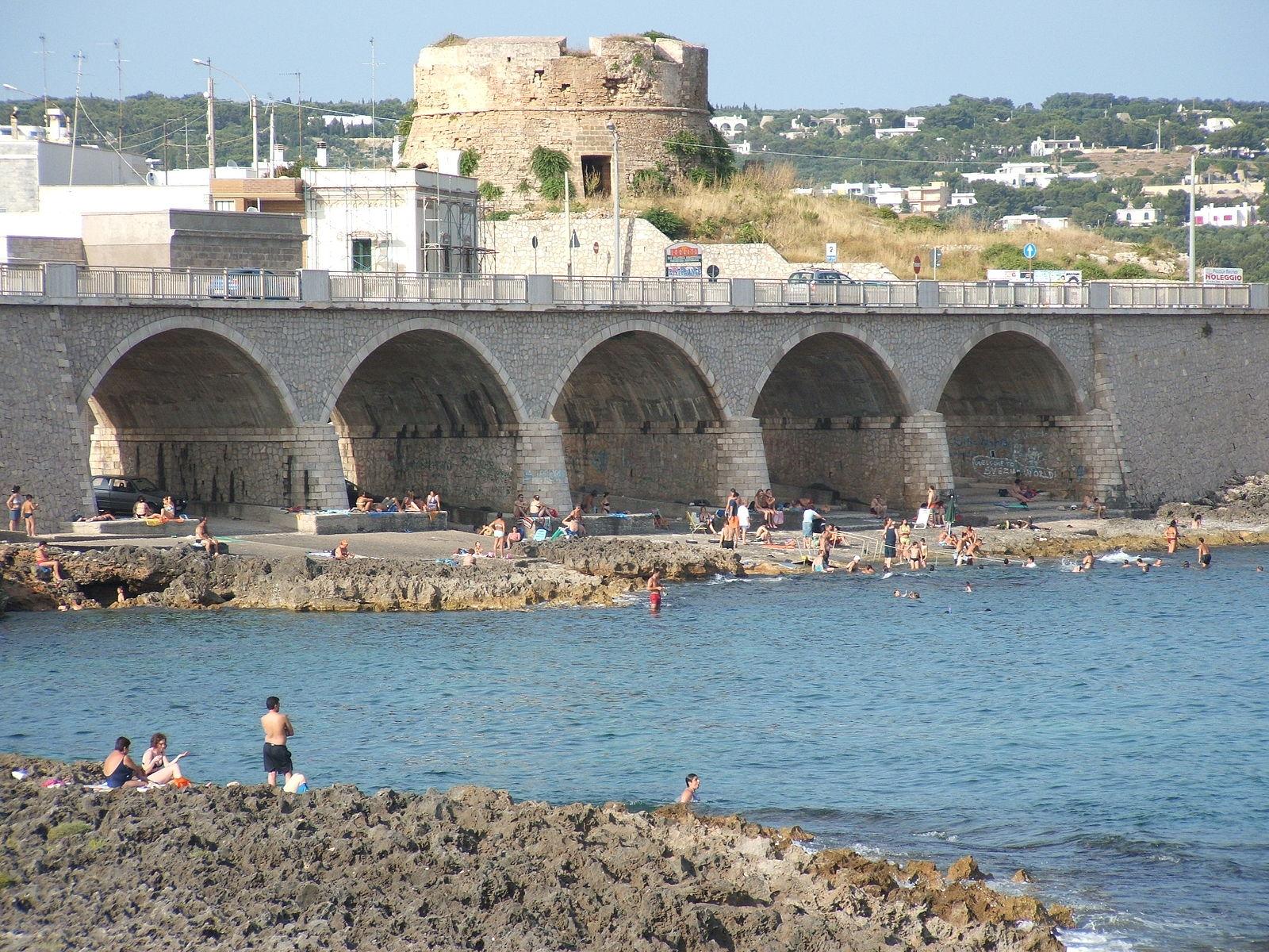 torri costiere torre dell'uomo morto leuca – Laterradipuglia.it