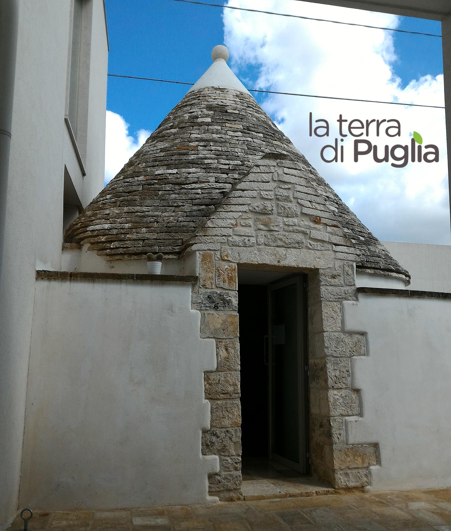 trulli di alberobello – La Terra di Puglia