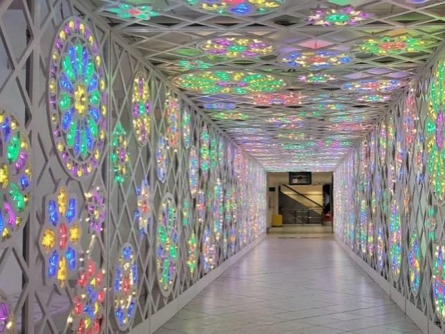 tunnel di luminarie pugliesi – laterradipuglia