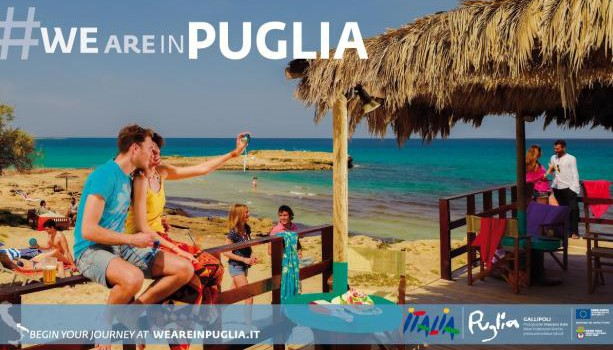 We are in Puglia: la nuova campagna per il turismo