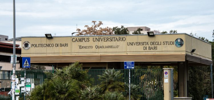 Sempre più studenti nelle Università della Puglia