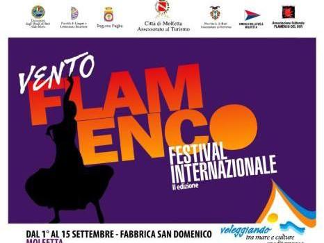 Evento a Bari: Vento Flamenco