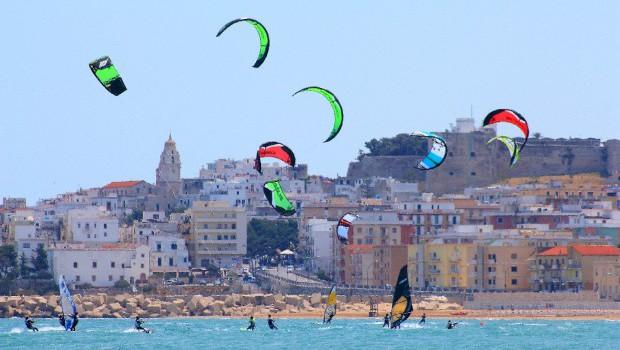 A Vieste arriva la Coppa Italia di kitesurf