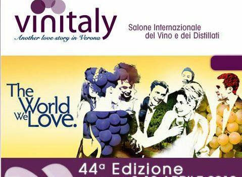 Vinitaly, al via l'edizione 2010