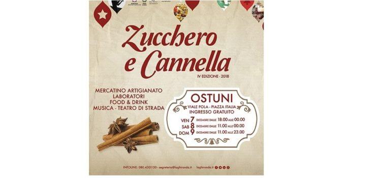 Ad Ostuni con l'evento Zucchero e Cannella